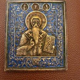 Иконы - Икона Священномученик Антипа (Антипий), 0