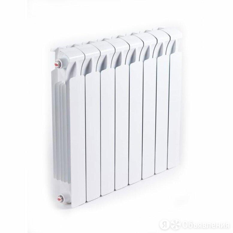 Биметаллический радиатор RIFAR Monolit 500 7 секций по цене 8330₽ - Радиаторы, фото 0