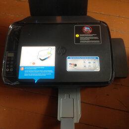 Принтеры, сканеры и МФУ - Принтер струйный hp ink tank 115, черный, 0