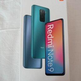 Мобильные телефоны - Смартфон xiaomi redmi note 9, 0
