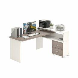 Компьютерные и письменные столы - СР-620-160С компьютерный стол, 0