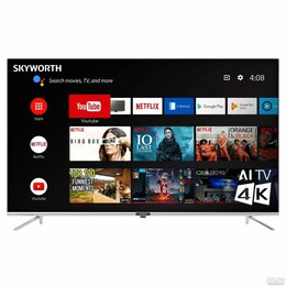 "Телевизоры - Skyworth 43"" 4K Ultra HD AI SmartTV Android, 0"