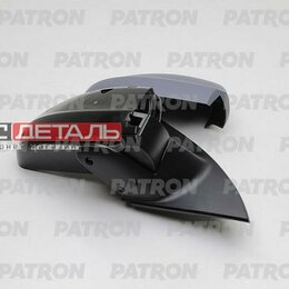 Кузовные запчасти - PATRON PMG1803M08 Зеркало наружное в сборе прав, электр, выпукл, грунт KIA CE..., 0