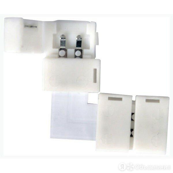 Набор из 10 соединителей лент угловых жестких Elektrostandard LED 1L a035991 по цене 1798₽ - Отделочный профиль, уголки, фото 0