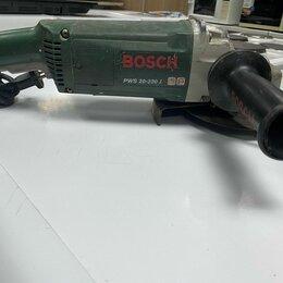 Шлифовальные машины - Болгарка Bosch PWS 20-230J, 0