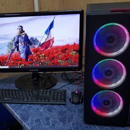 Настольные компьютеры - Системник (R5-2600/16GB/SSD128/1TB/GTX1060 6GB), 0
