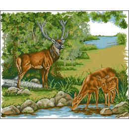 Настольные игры - Семья оленей Артикул : GF 1343, 0