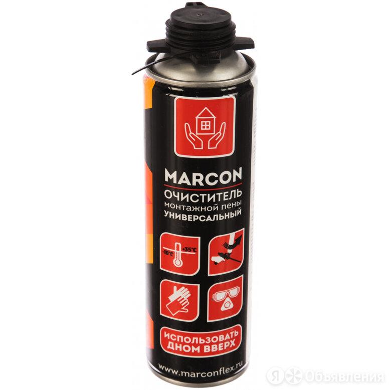 Очиститель незастывшей монтажной пены MARCON 4620010540059 по цене 173₽ - Строительные очистители, фото 0