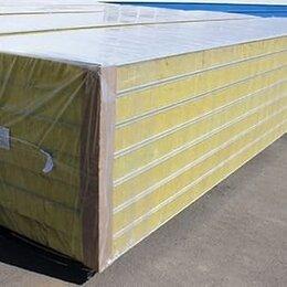 Стеновые панели - Сэндвич панели для строительства торговых комплексов и магазинов, 0