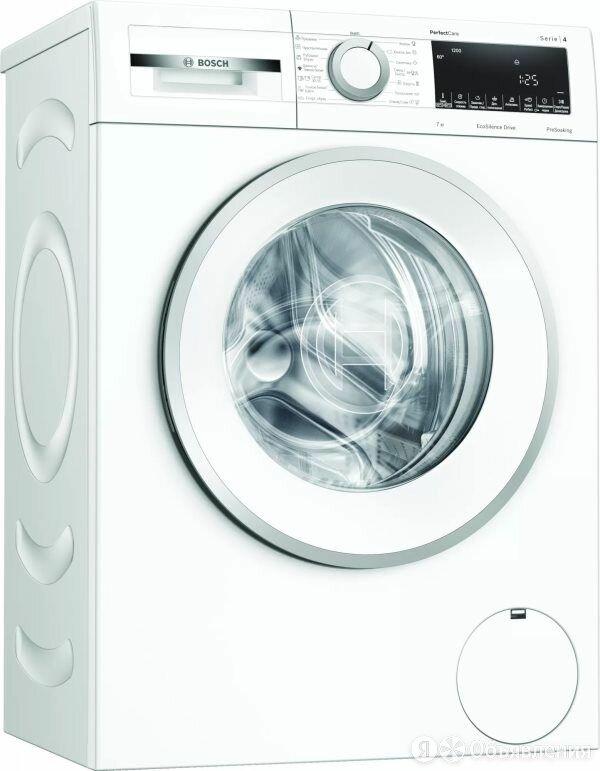 Узкая стиральная машина BOSCH WHA 122X1OE по цене 32100₽ - Стиральные машины, фото 0