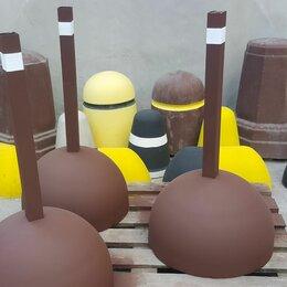 Железобетонные изделия - Полусферы бетонные с металлическими закладными, 0