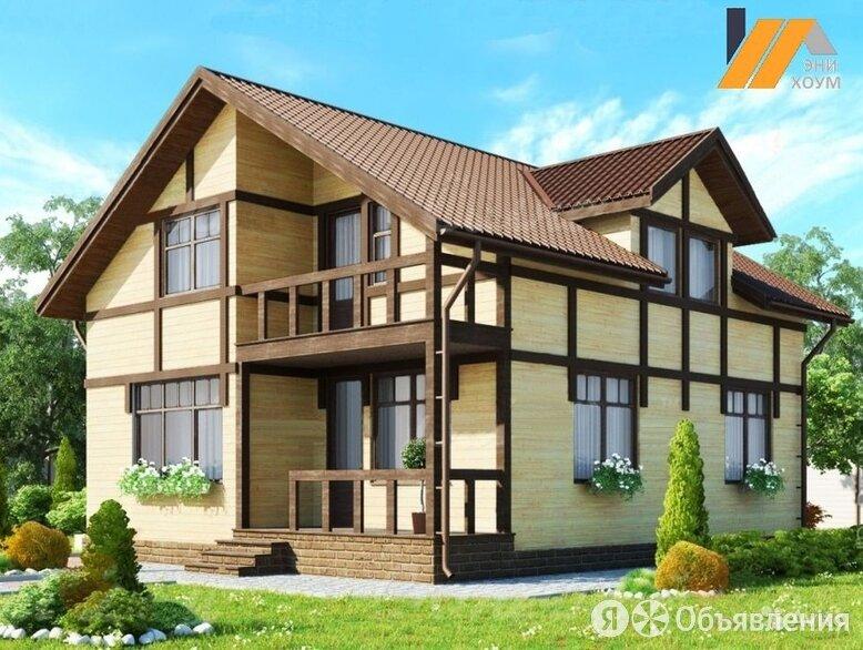 Каркасный дом энергосберегающий кд-248 232.3м² по цене 15200₽ - Готовые строения, фото 0