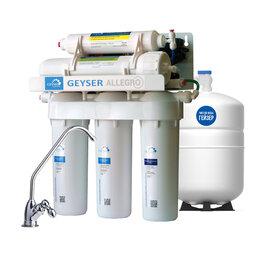 Фильтры для воды и комплектующие - Гейзер Гейзер-Аллегро П (Рус), 0