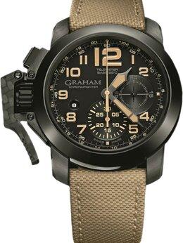 Наручные часы - Наручные часы Graham 2CCAU.B02A.T13N, 0