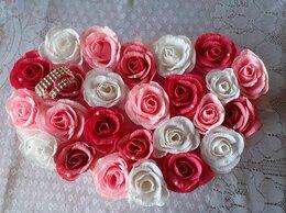 Цветы, букеты, композиции - Букет в виде СЕРДЦА, 0
