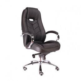 Компьютерные кресла - Кресло Everprof Drift M Экокожа Черный, 0