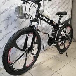 Велосипеды - Велосипед Лэнд Ровер Black, 0