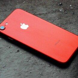 Мобильные телефоны - iPhone 7 128 GB Red - новый, 0