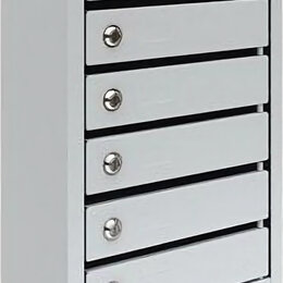 Почтовые ящики - Почтовый ящик ПАКС ПМ-6 ящик [ЦБ000004734], 0