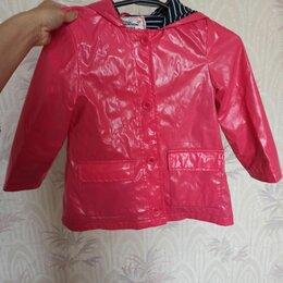 Куртки и пуховики - Куртка дождевик на девочку, 0