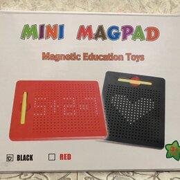 Развивающие игрушки - Магнитный планшет для рисования маленький, 0