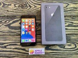 Мобильные телефоны - Apple iPhone 8 64GB Space Gray идеальное б/у, 0