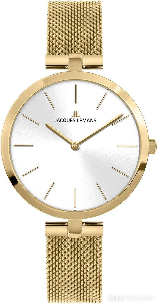 Наручные часы Jacques Lemans 1-2024T по цене 16090₽ - Наручные часы, фото 0