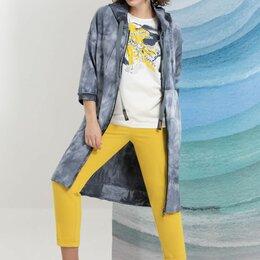 Спортивные костюмы - Костюм 1189 AVANTI ERIKA желтый/джинсовый Модель: 1189, 0