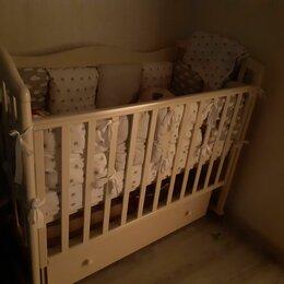 Кроватки - Детская кроватка в сборе, 0