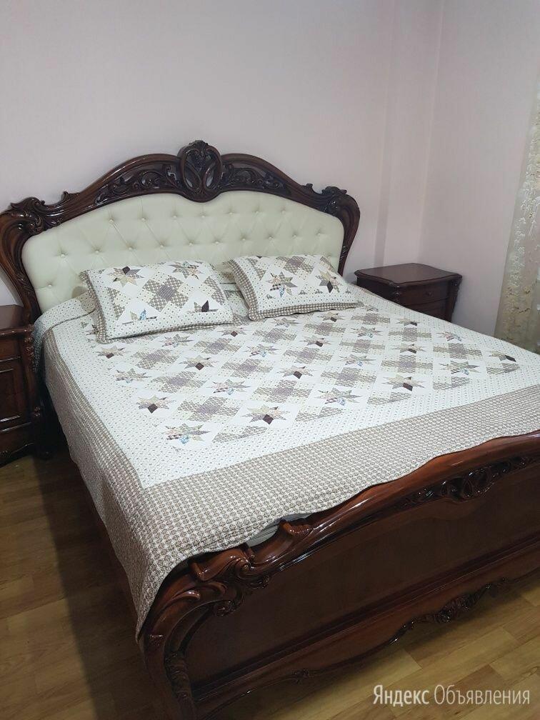 Итальянский спальный гарнитур бу по цене 30000₽ - Кровати, фото 0