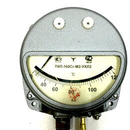 Метеостанции, термометры, барометры - Термометр Манометрический ТКП-160Сг-М2, 0