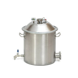Самогонные аппараты - Перегонный куб Wein 1,5 дюйма, 20 л, 0