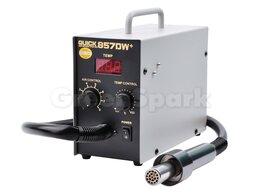 Электрические паяльники - Фен паяльный Quick 857DW+, 0