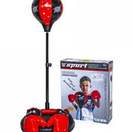 Тренировочные снаряды - Груша боксерская 90-120 см, 0
