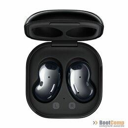 Наушники и Bluetooth-гарнитуры - Беспроводные наушники с микрофоном Samsung Galaxy Buds Live Black (SM-R180NZKAS, 0