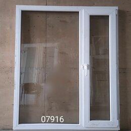 Готовые конструкции - Пластиковое окно (б/у) 1520(в)х1280(ш), 0