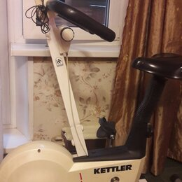 Велотренажеры - Велотренажёр kettler d-59469, 0