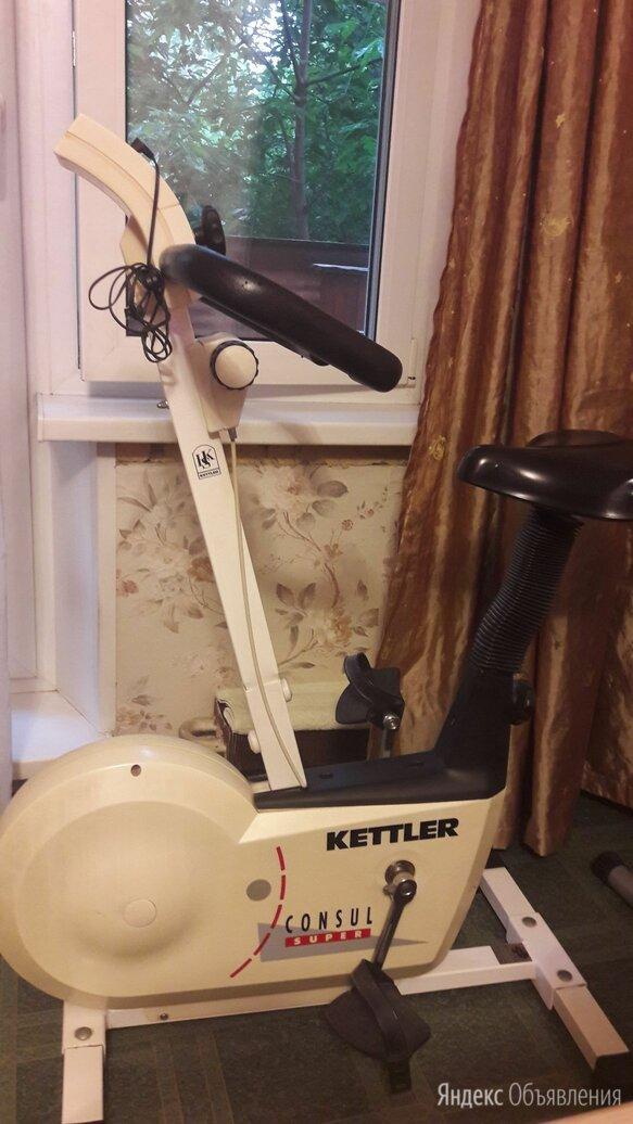 Велотренажёр kettler d-59469 по цене 3000₽ - Велотренажеры, фото 0