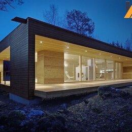 Готовые строения - Каркасный дом энергосберегающий кд-260 266.2м², 0