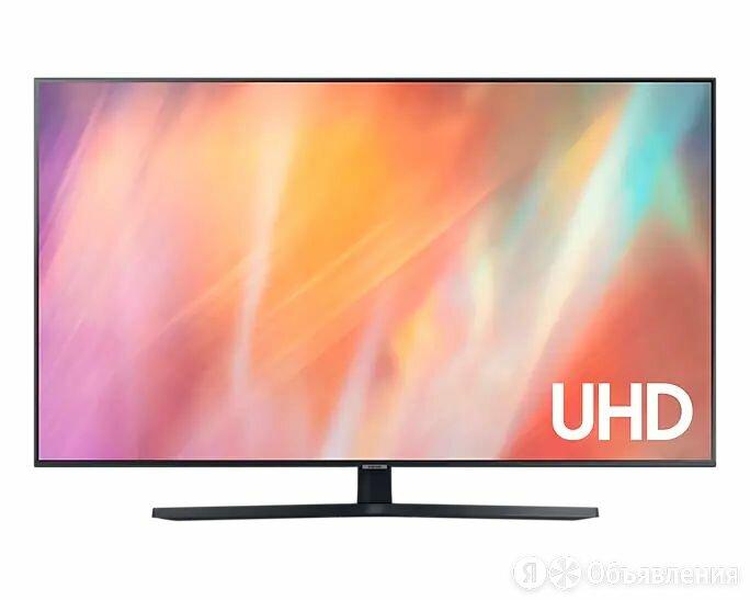 Телевизор QLED SAMSUNG UE55AU7500UXRU по цене 57990₽ - Телевизоры, фото 0