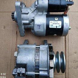Двигатель и комплектующие - Стартер 9-172-780 мтз 24в/3,5 квт редукторный magneton, 0