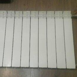 Радиаторы - Радиатор биметаллический rifar alp 500 x10, 0