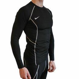 Спортивные костюмы - Компрессионный костюм для тренировок мужской, 0