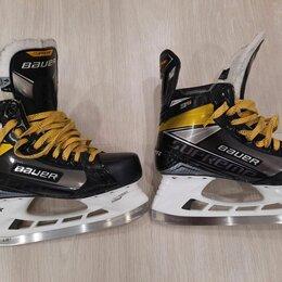 Коньки - Хоккейные коньки bauer 3s , 0
