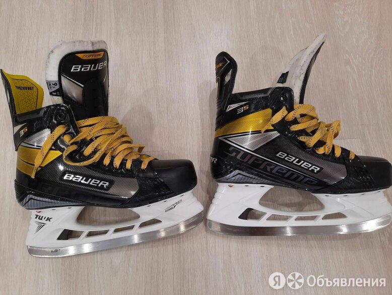 Хоккейные коньки bauer 3s  по цене 23000₽ - Коньки, фото 0