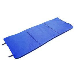 Спальные мешки - Спальный мешок БАТЫР СО-2 (185*75) синий (синтепон) Helios, 0