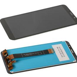Дисплеи и тачскрины - Дисплей Huawei Honor 9S/Y5p модуль черный, 0
