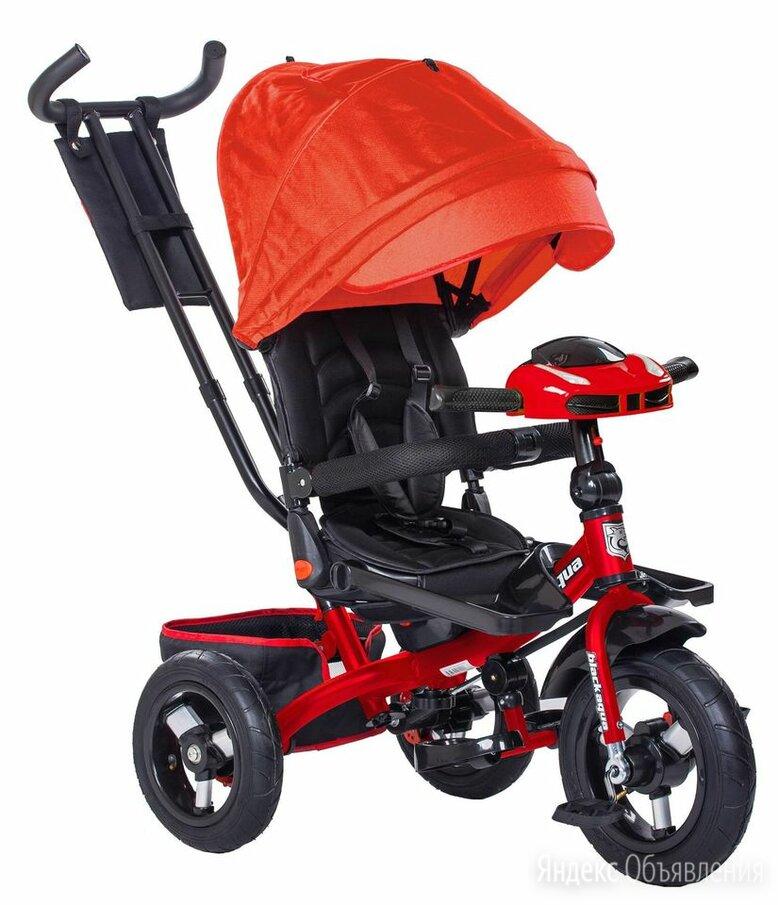 Велосипед 3-х кол. детский надувные колеса по цене 9990₽ - Настольные игры, фото 0