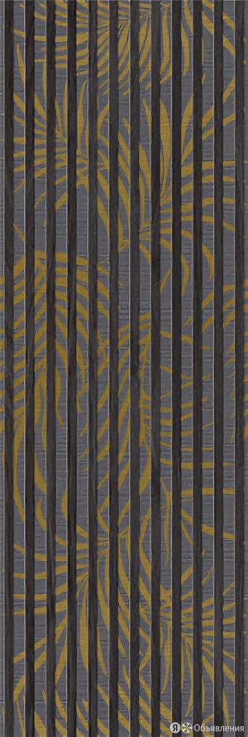 Декор K1440DU620010 La Citta Grey PVD Flower Matt.Rec. 40x120 Villeroy&Boch по цене 21865₽ - Керамическая плитка, фото 0