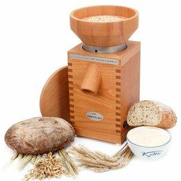 Кухонные комбайны и измельчители - Мельница для зерна KoMo Fidibus XL Plus (электрическая), 0